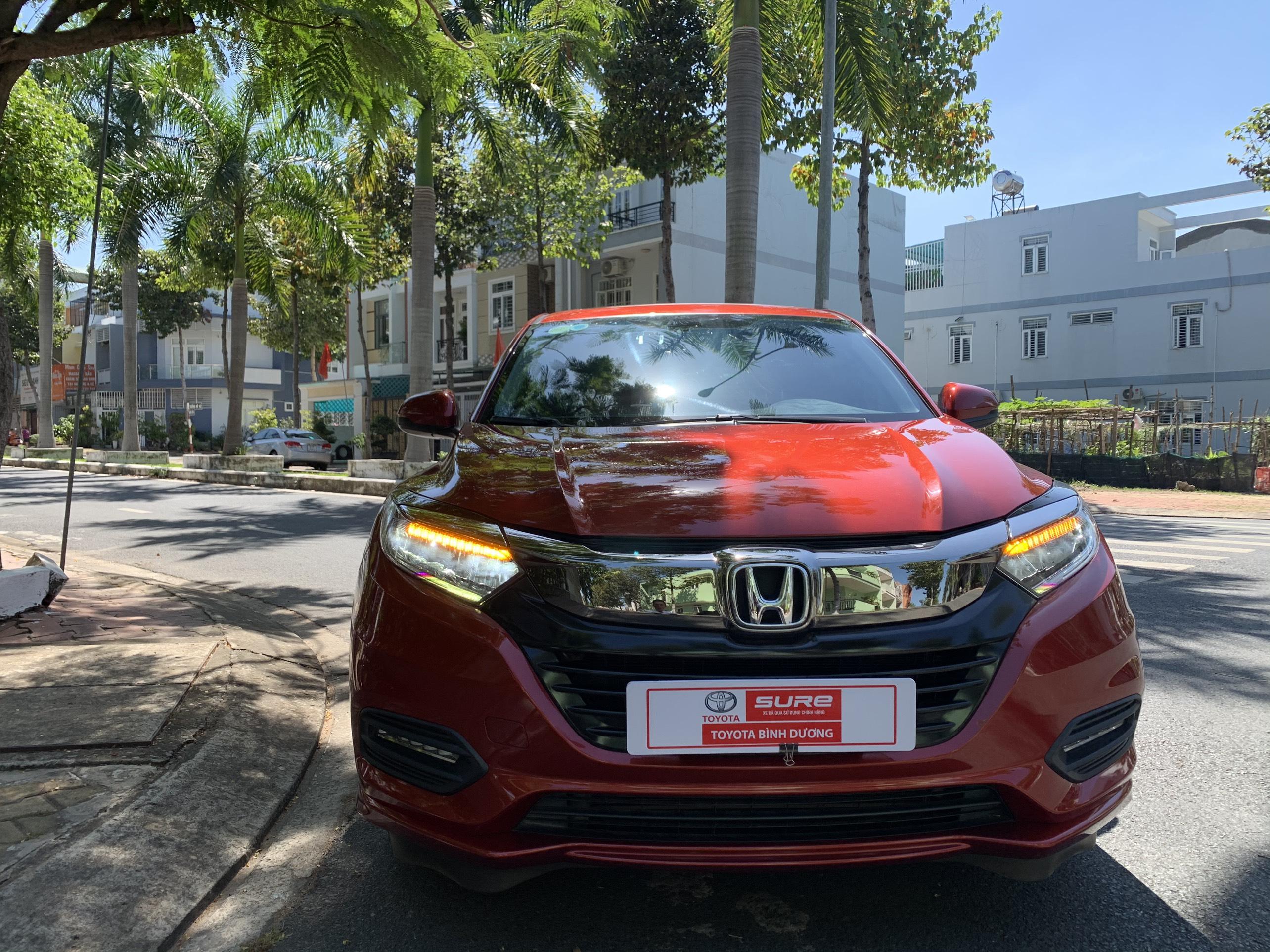 Honda HRV 1.8L 2019 Số tự động