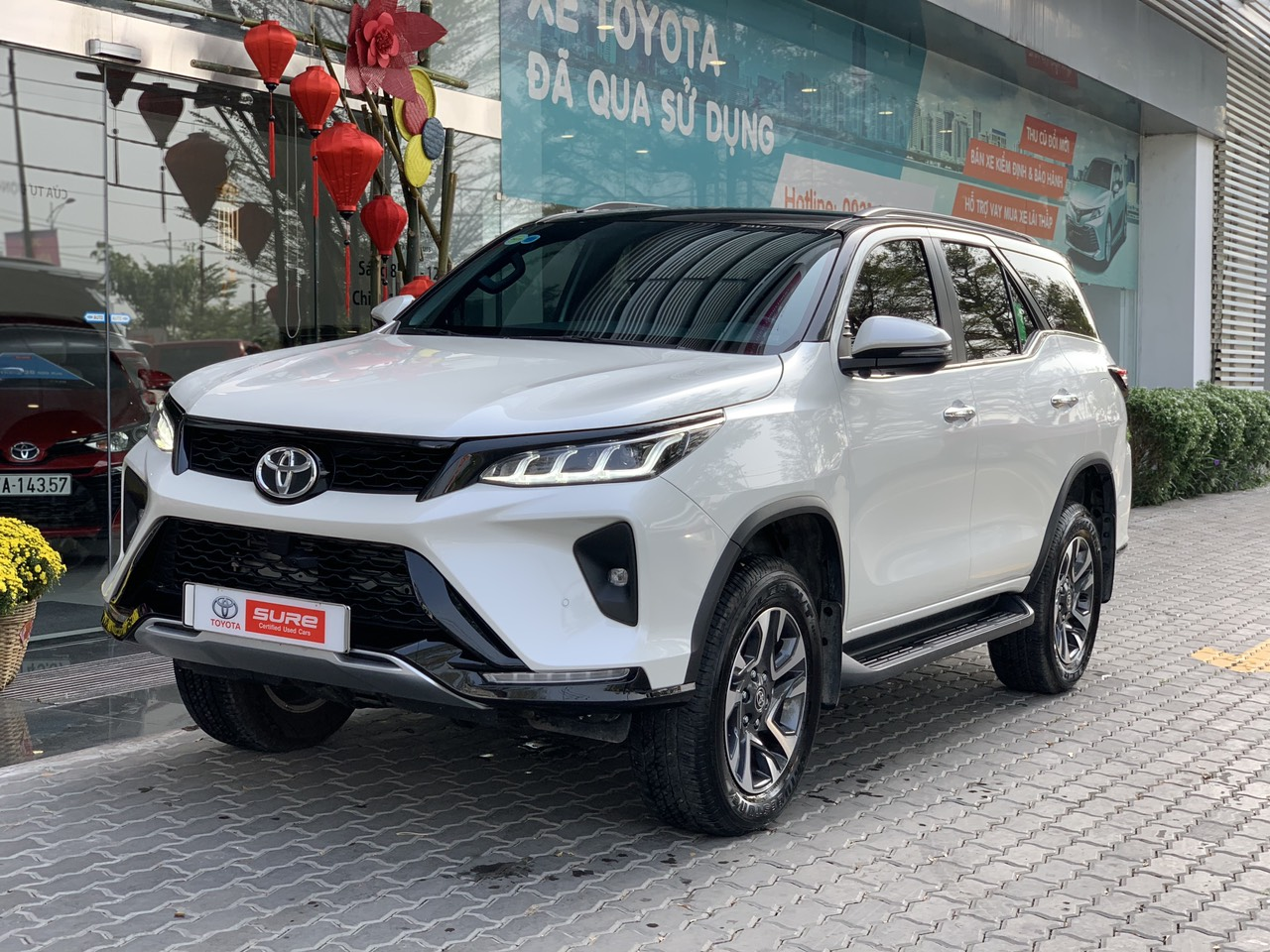 TOYOTA FORTUNER LEGENDER AT 2020