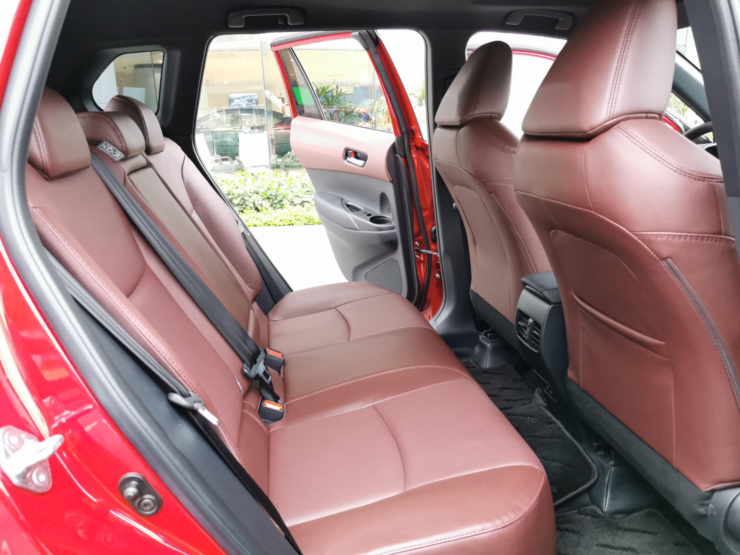 Toyota Corolla Cross 1.8V 2020 màu đỏ siêu lướt