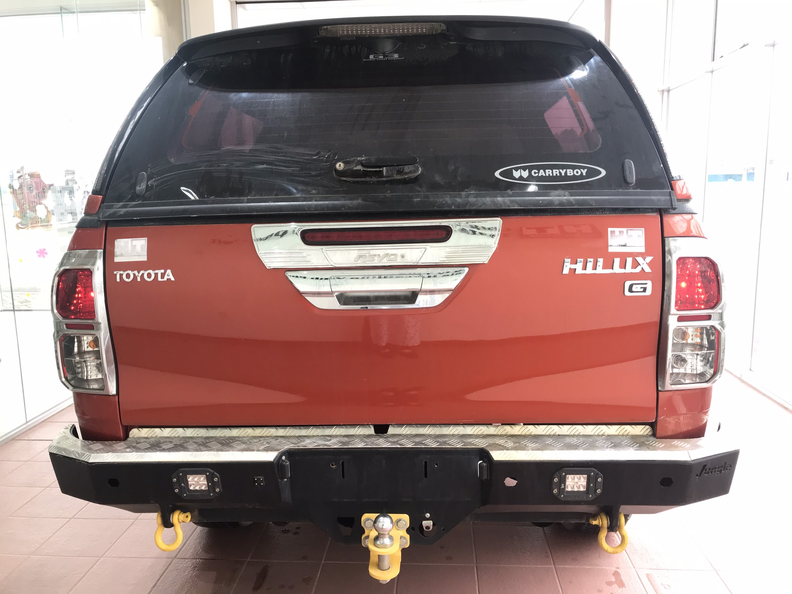 Hilux 4x4 AT