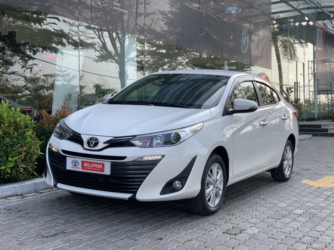 TOYOTA VIOS G AT 2020 - 8.900KM