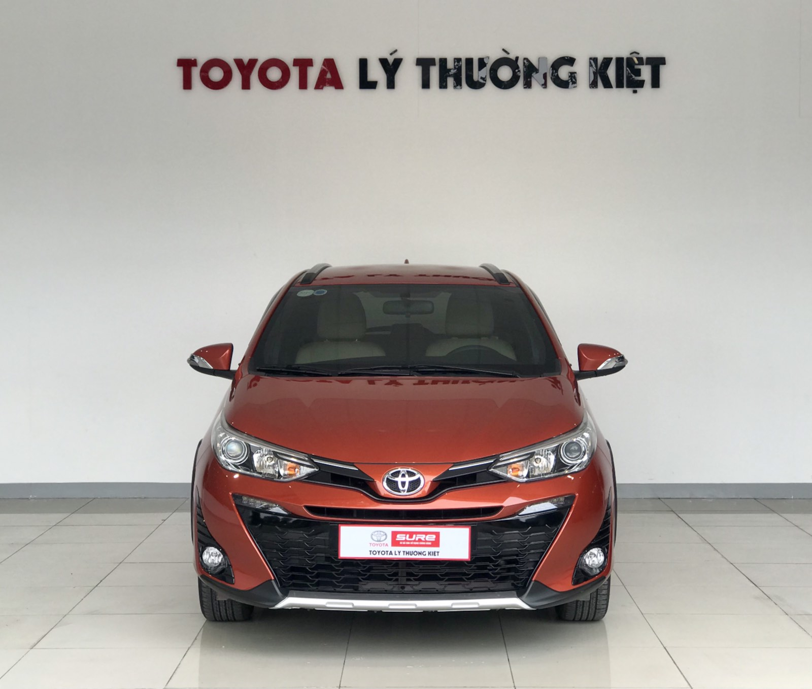 TOYOTA YARIS 1.5G AT - 2018