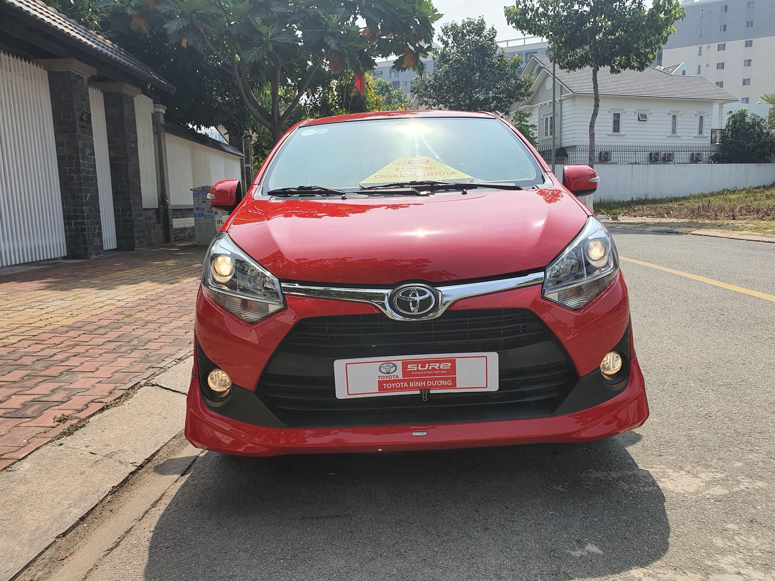 Toyota Wigo G AT 2018 - Xe Nhỏ Gọn Giá Tiết Kiệm