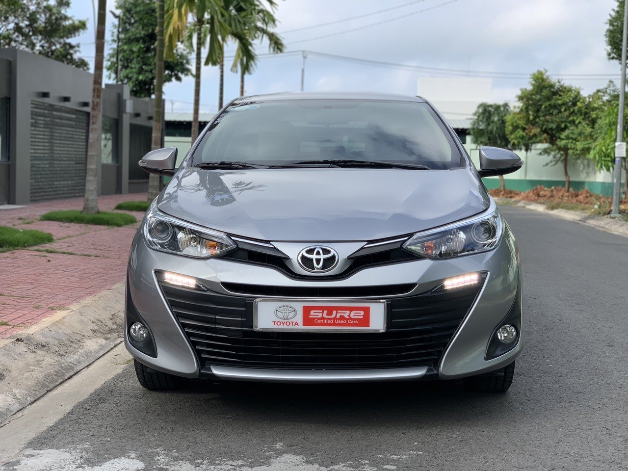 VIOS G AT 2019- 43.000km