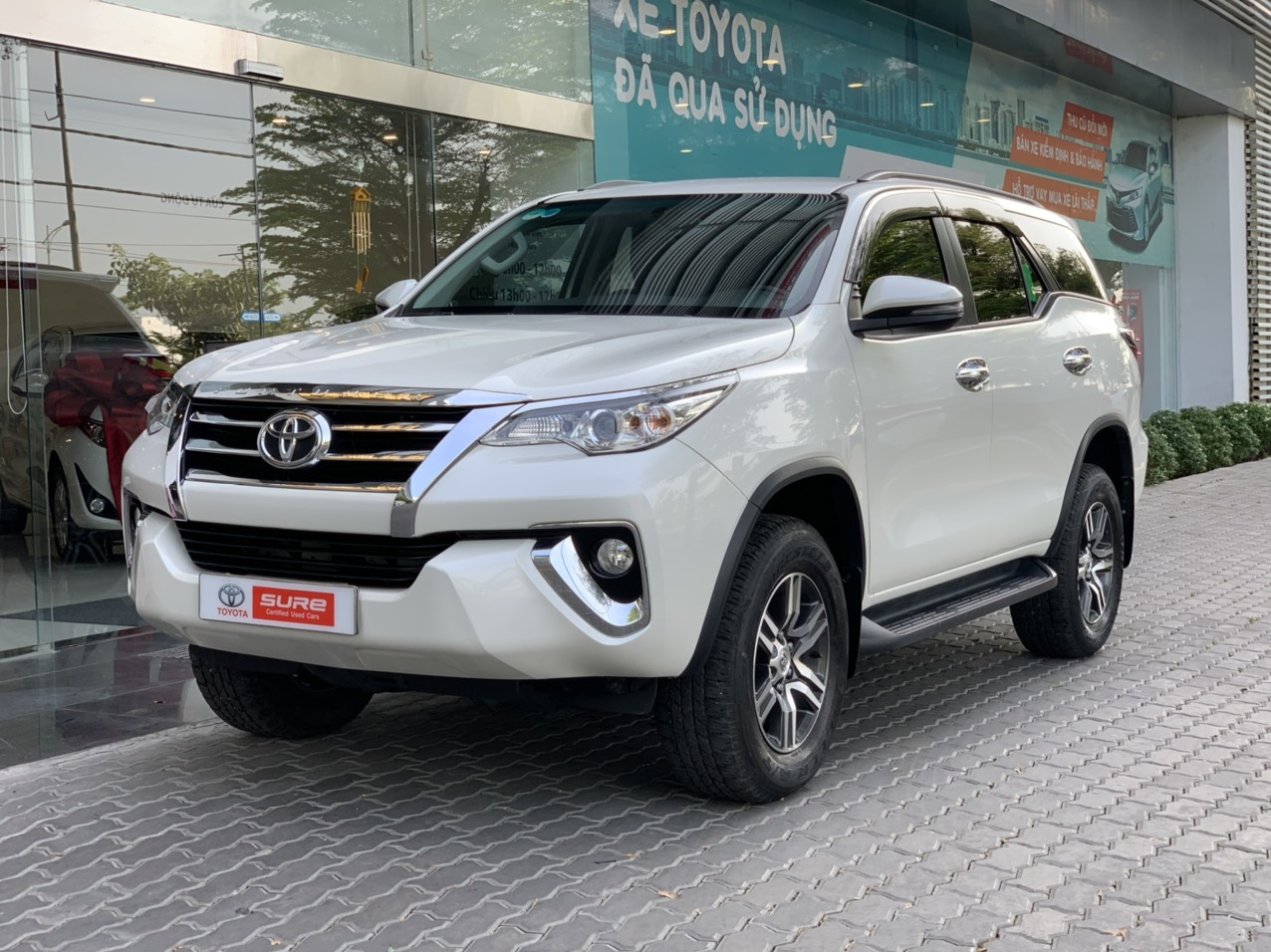 TOYOTA FORTUNER G AT 2019 Nhập Khẩu INDONESIA