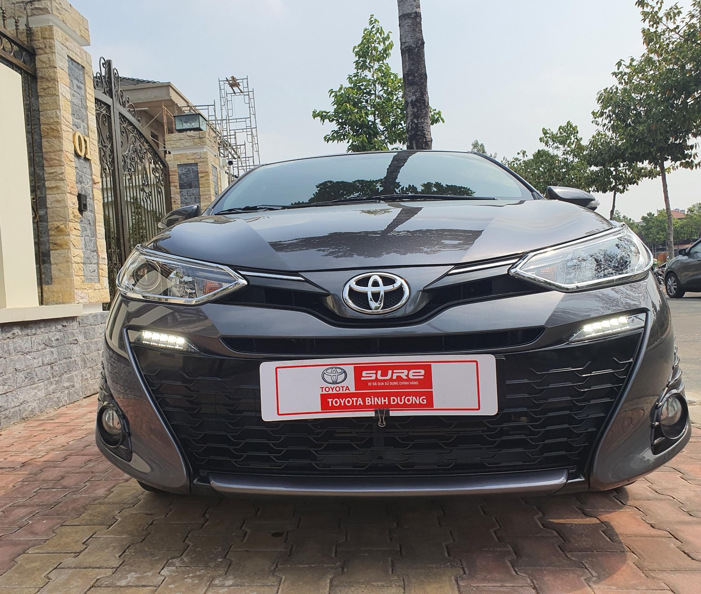 Toyota Yaris 1.5G 2019 - Xe Đẹp Siêu Lướt Đúng 1 Vạn
