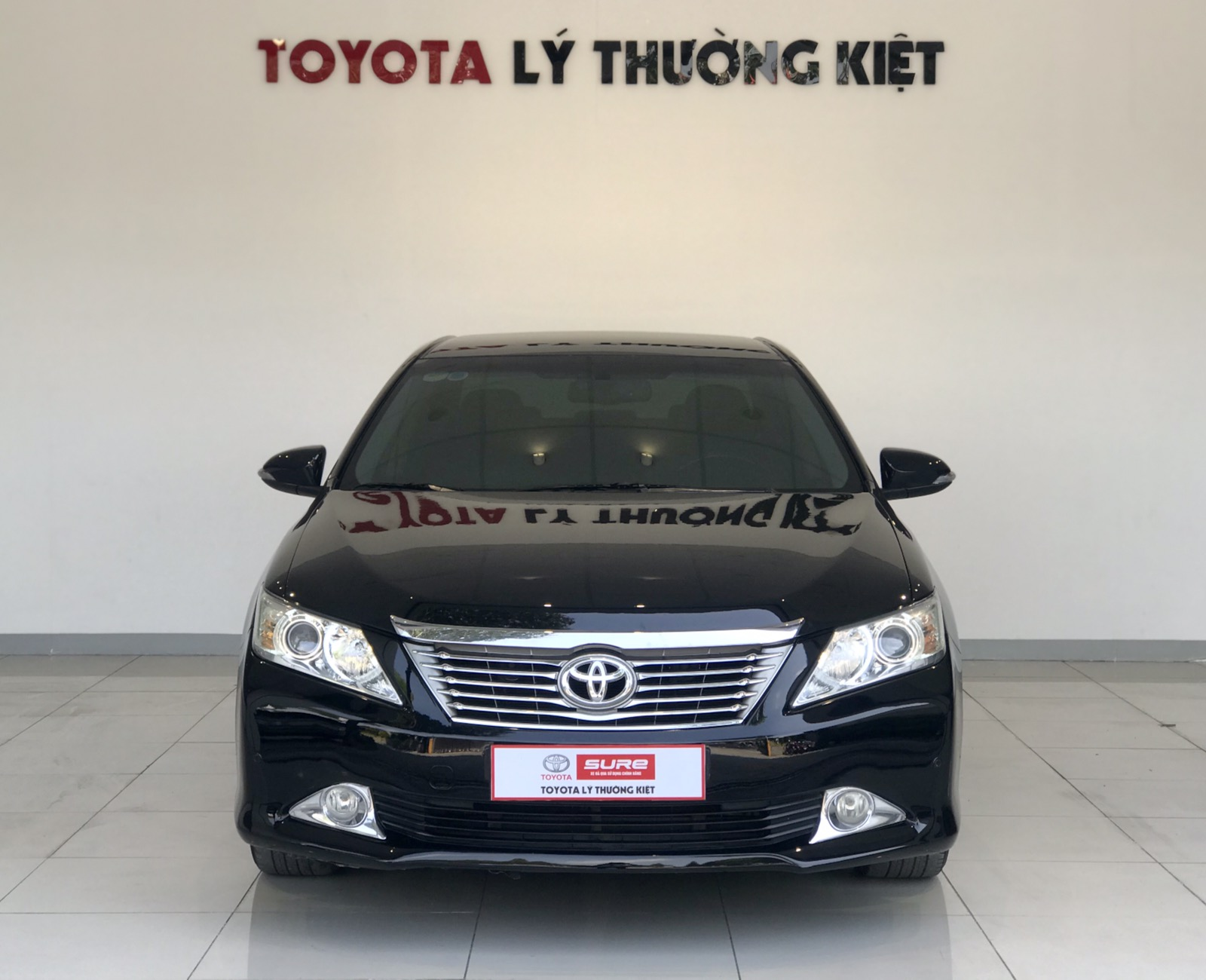TOYOTA CAMRY 2.5Q AT - 2012