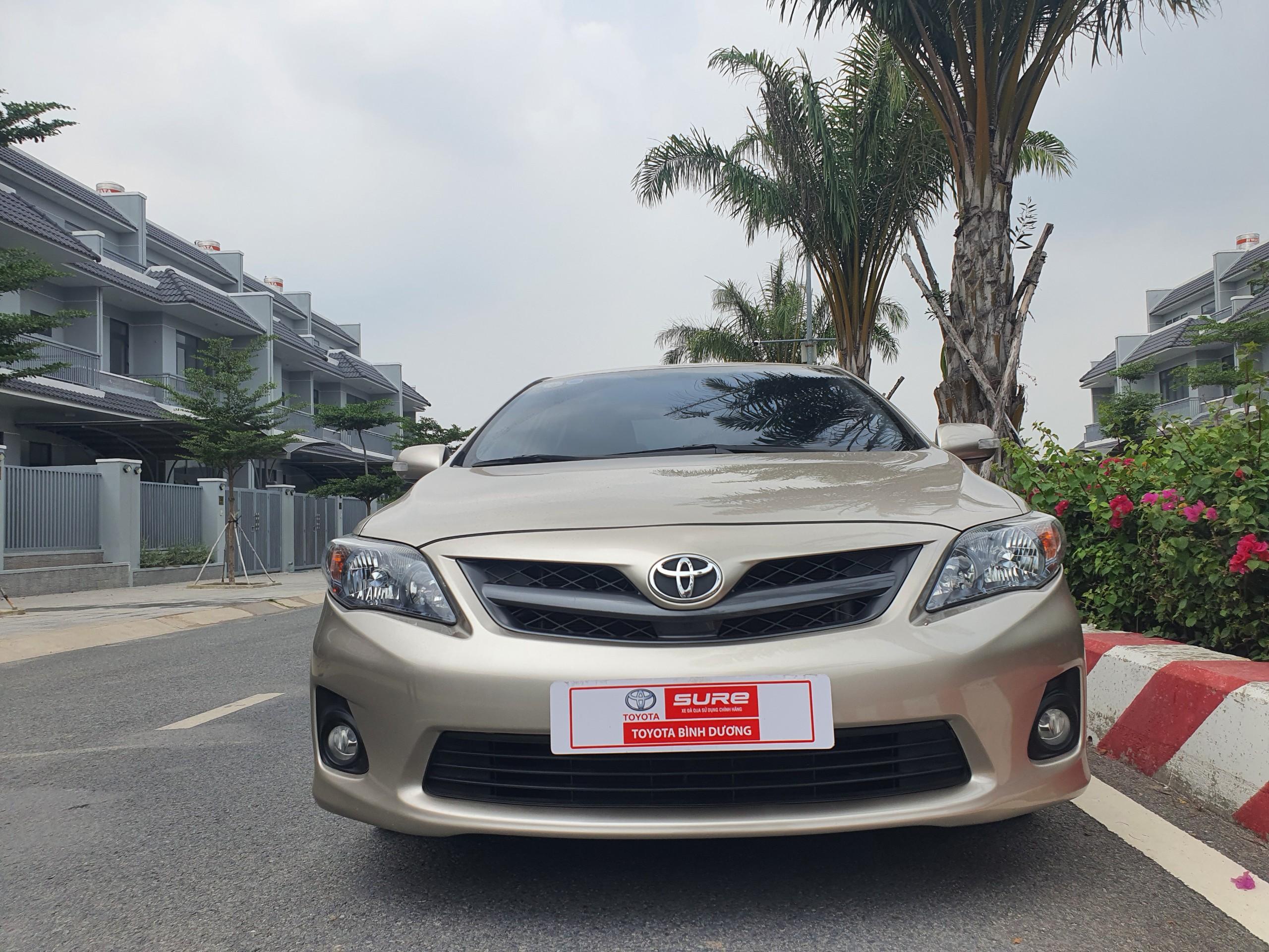 Corolla Altis 2.0V - Siêu Phẩm Vượt Thời Gian