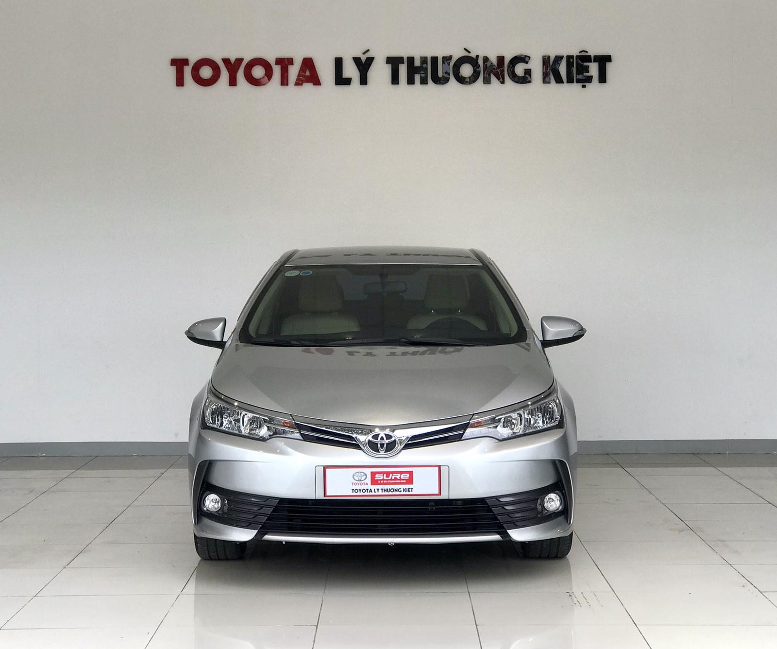 TOYOTA Corolla Altis 1.8G CVT - 2019