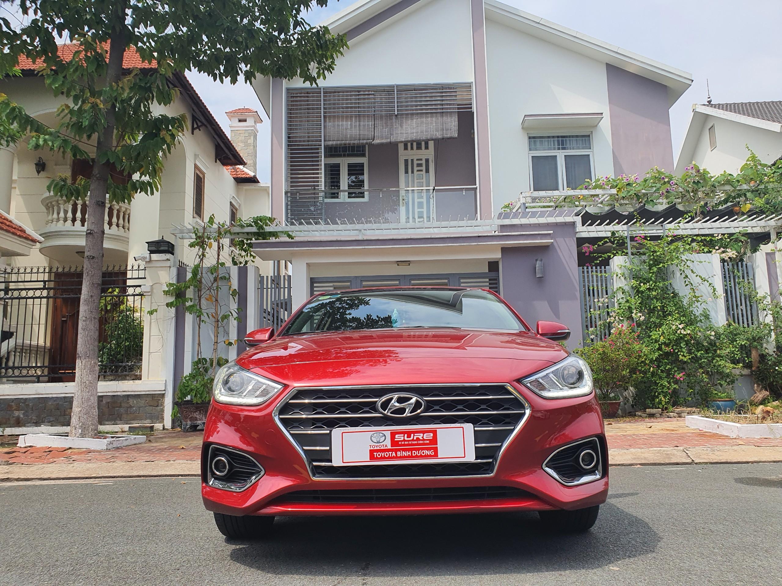 Hyundai Accent 2020 Tự Động Bản Full
