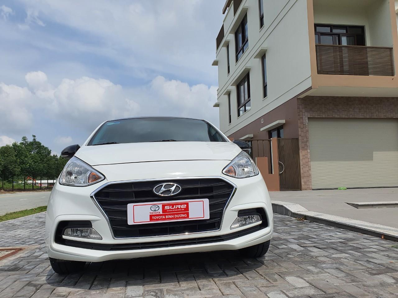 Hyundai I10 Sedan Số Tự Động - Xe Rộng Nội Thất Đẹp