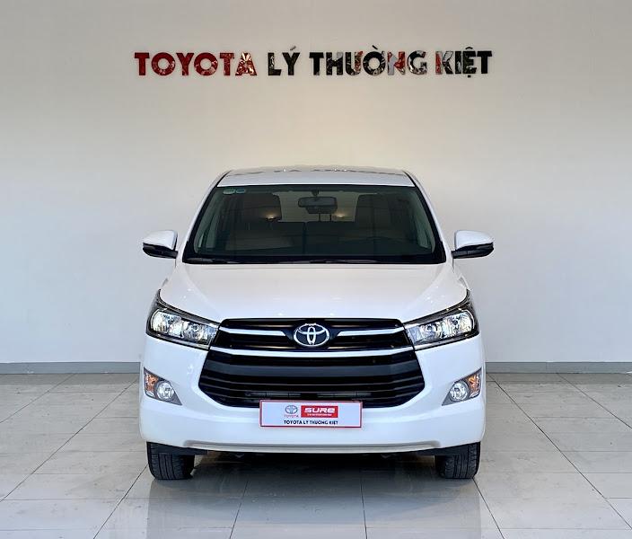 Toyota Innova 2.0E 2018